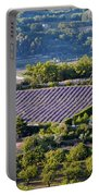 Provence Farmland Portable Battery Charger