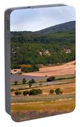 Provence Landscape Portable Battery Charger