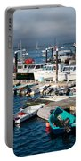 Provincetown Piers Portable Battery Charger