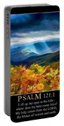 Psalm 121 Portable Battery Charger