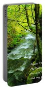 Psalms 73-26 Portable Battery Charger