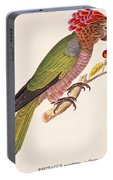 Psittacus Accipitrinus Portable Battery Charger