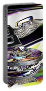 Psychedelic Bentley Mascot 2 Portable Battery Charger