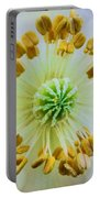Psychedelic Poppy  Portable Battery Charger