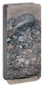 Puddingstone Conglomerate Portable Battery Charger