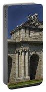 Puerta De Alcala Madrid Spain Portable Battery Charger
