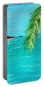 Puerto Plata Beach  Portable Battery Charger