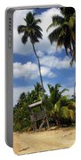 Puerto Rico Palms II Portable Battery Charger