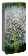 Puff The Dandelion Portable Battery Charger