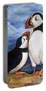 Puffin Friends  Portable Battery Charger