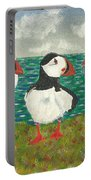 Puffin Island Portable Battery Charger