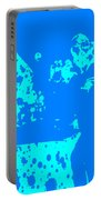 Pulp Fiction Dance Blue Portable Battery Charger