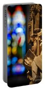 Pulpit Trinity Cathedral Pittsburgh Portable Battery Charger
