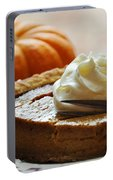 Pumpkin Delight Portable Battery Charger
