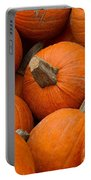 Pumpkin No 1 Portable Battery Charger
