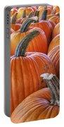 Pumpkins Galore - Autumn - Halloween Portable Battery Charger