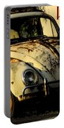 Punch Buggy Rust Portable Battery Charger