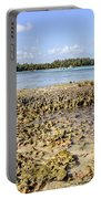 Punta Cana Beach Portable Battery Charger