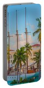 Punta Cana Resort Portable Battery Charger