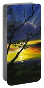 Purdy Sunset Portable Battery Charger