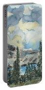 Pure North - Bow Lake Alberta Portable Battery Charger