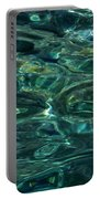 Pure Santorini Island Ocean Water Portable Battery Charger