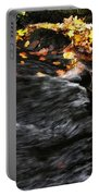 Pure Wild Autumn Denmark Portable Battery Charger