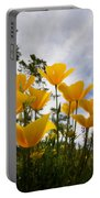 Purely Poppies  Portable Battery Charger