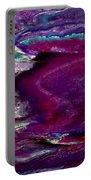 Purple Craze Portable Battery Charger