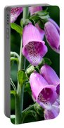 Purple Dreams Portable Battery Charger
