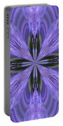 Purple Fantasy Portable Battery Charger
