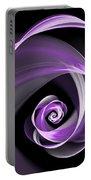 Purple Flirt Portable Battery Charger