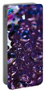 Purple Fusion Portable Battery Charger