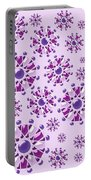 Purple Gems Portable Battery Charger