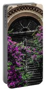 Purple Morning Everyday Portable Battery Charger