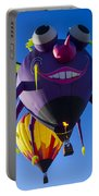 Purple People Eater And Friend Portable Battery Charger