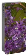 Purple Perfection Portable Battery Charger