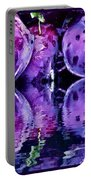 Purple Rutabagas Reflect  Portable Battery Charger