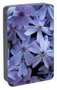 Purple Sunshine Portable Battery Charger