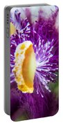 Purple Surprise Portable Battery Charger
