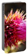 Purple Thistle Portable Battery Charger