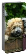 Pyrenean Sheepdogs Portable Battery Charger