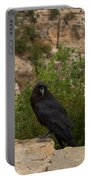 Qouth The Raven Nevermore Portable Battery Charger
