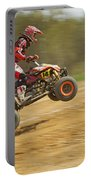 Quad Racer Jumping Portable Battery Charger