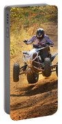 Quad Rider  Portable Battery Charger