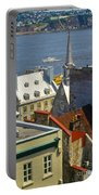 Quebec Lower Town Portable Battery Charger