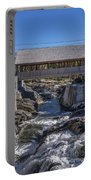 Quechee Covered Bridge Portable Battery Charger