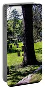 Quechee Vermont Cemetary Portable Battery Charger