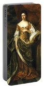 Queen Anne Of England (1665-1714) Portable Battery Charger