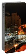 Queen City Winter Wonderland After The Storm Series 0015 Portable Battery Charger